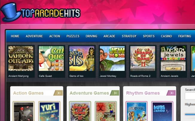 Top Arcade Hits Extension Virus - Remove Toparcadehits Popup