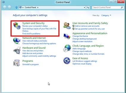 como desinstalar eset nod32 antivirus windows 8.1
