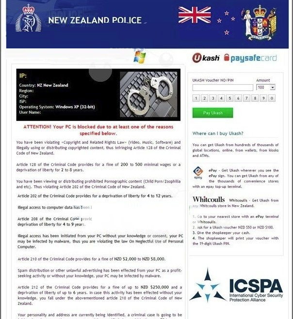 New-Zealand-Police-Virus