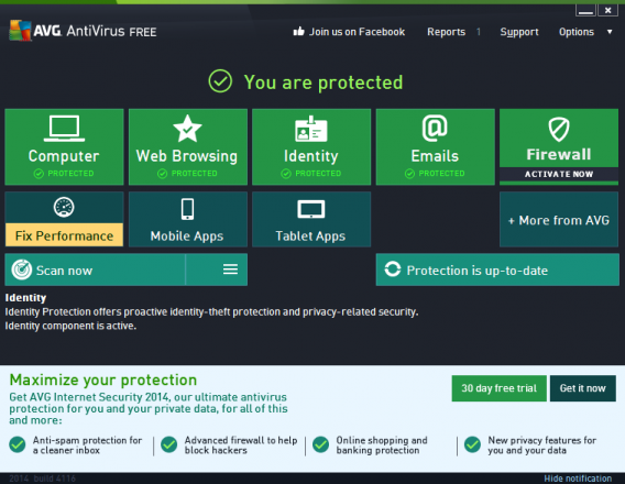 how to uninstall avg antivirus free 2017