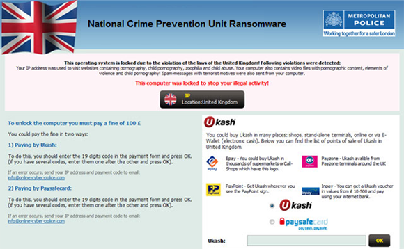 national crime prevention unit
