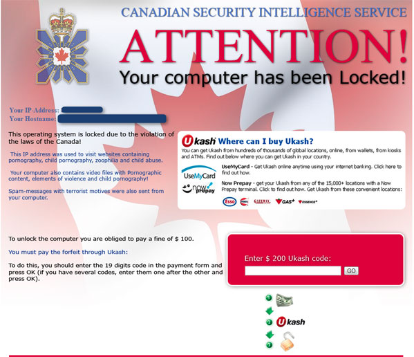 Csis Ukash Virus How To Remove Csis Ukash Android Virus