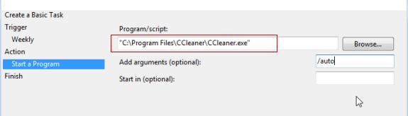 CC cleaner icon