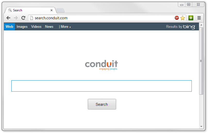 Search-Conduit-virus