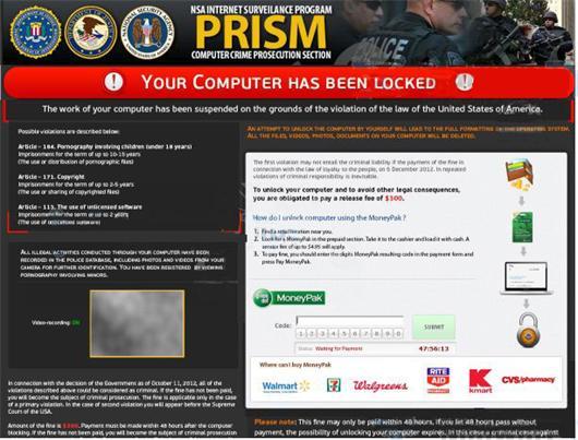NSA Internet Surveillance Program