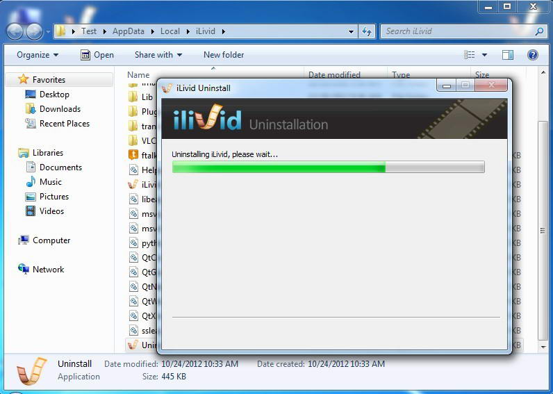 How to install ilivid