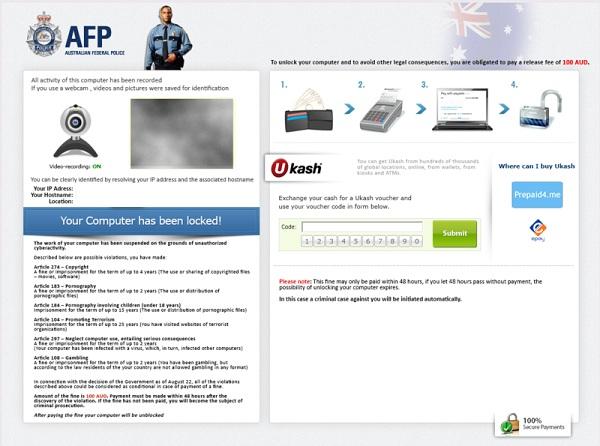 australian-federal-police-ukash-virus