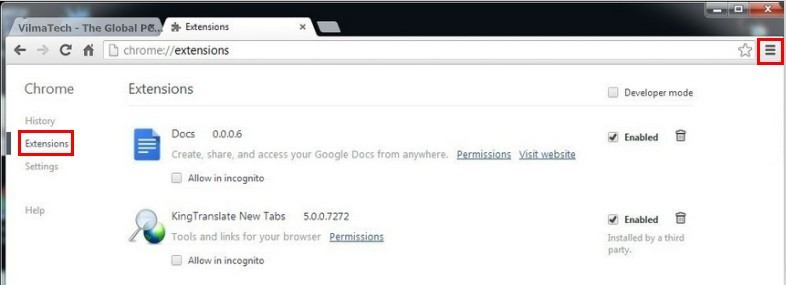 how to delete cookies and temp files in google chrome