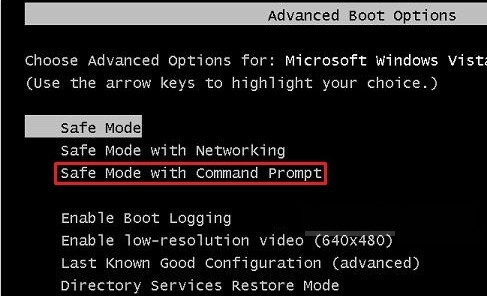 how to open safe mode in windows 7 without f8