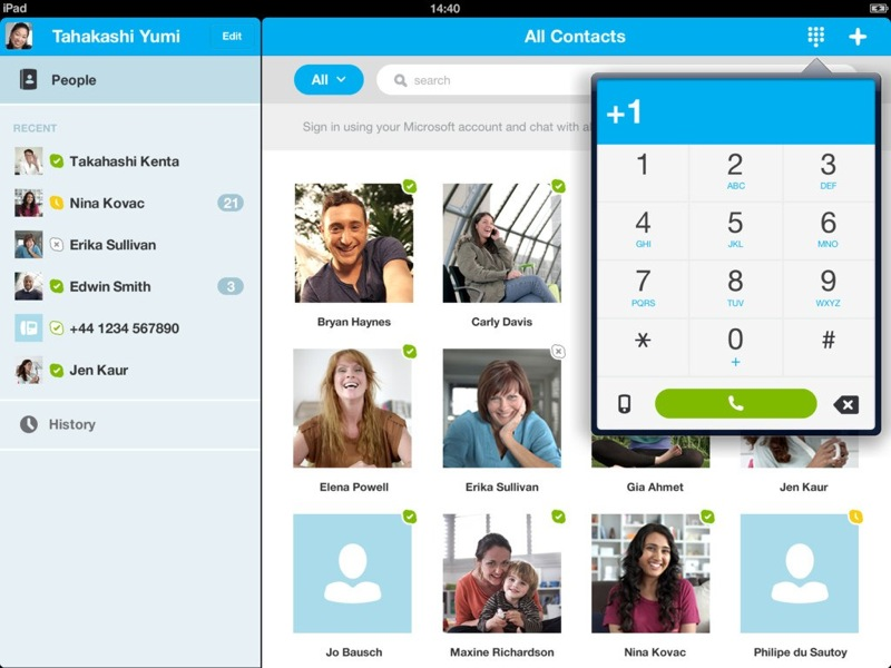 skype version 7 40