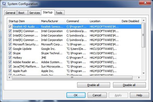 systemconfiguration