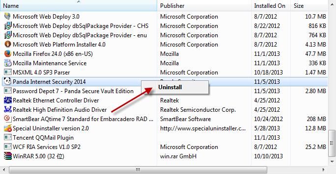 uninstall_panda_internet_security2014_cp