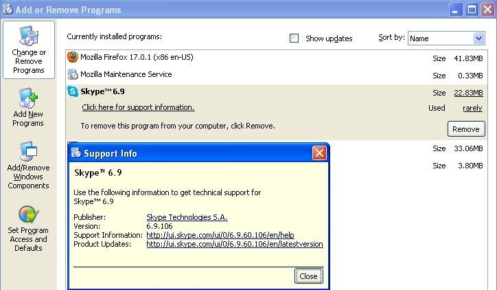 How to Uninstall Skype from Windows 8, XP, Vista & Win 7 ...