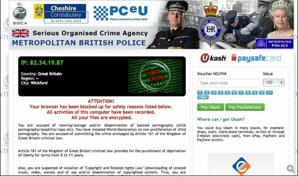 West-Midlands-Police-Virus-Ukash-Scam