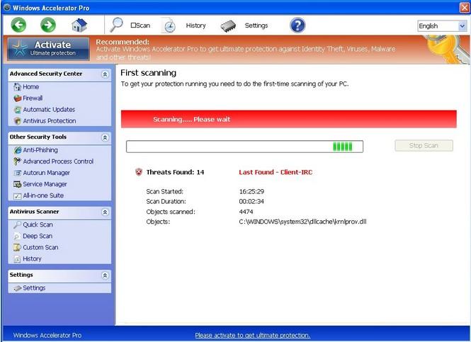 Windows Accelerator Pro