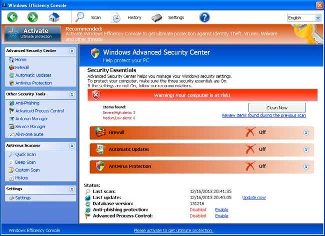 Windows-Efficiency-Console
