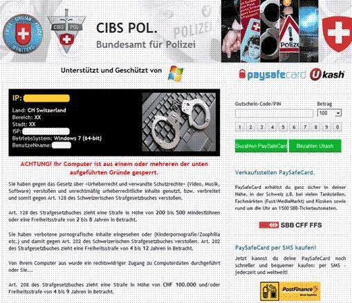 cibs-pol-virus