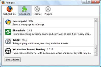 firefox-addons-extensions