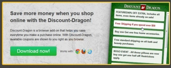 Adware coupons