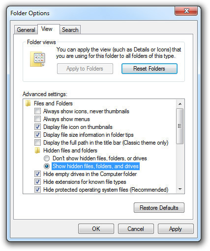 show-hidden-files-and-folders-windows-7