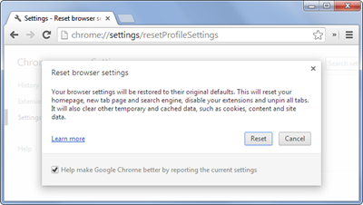 how to delete all ads on google chrome