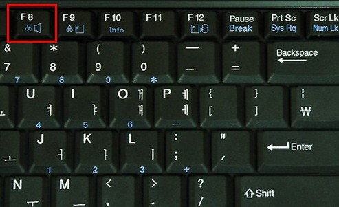 f8 tab