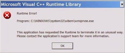 wmiprvse.exe process windows 7