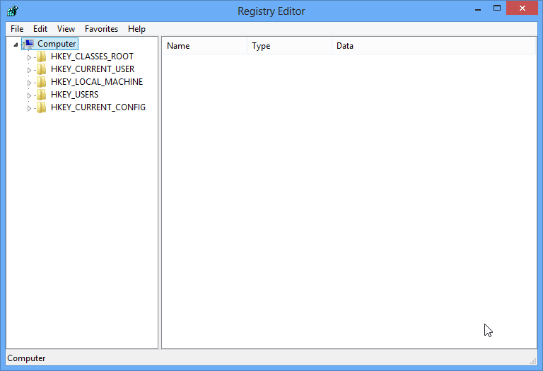 remove  Win64.Patched.B.Gen's registry enditor