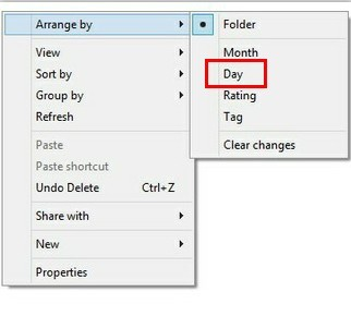 Arrangebyday - remove the items generated when instant search widget was firstly found
