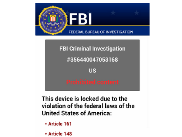 Guide to Remove Police or FBI Virus on Android Phone, Manual