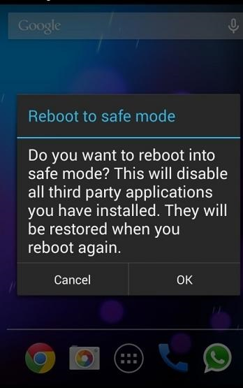how to start computer in safe mode to remove virus