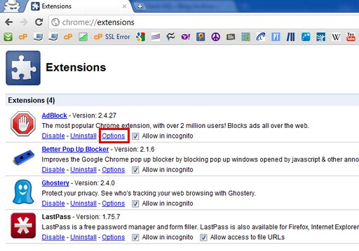 look into more information to remove Vosteran Search's extension according to creation date from Chrome