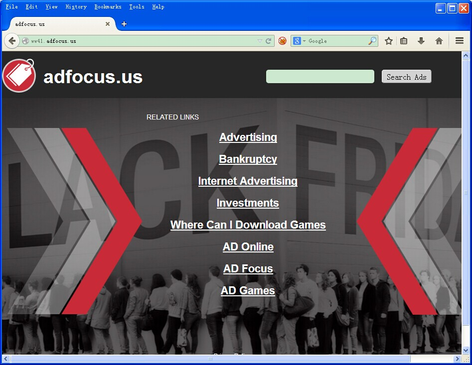 vilmatech shows how to remove adfocus_us hijacker