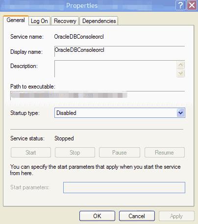 access service property ti end Malware Defender 2015's service