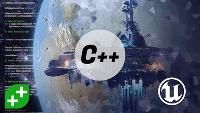 Unreal Engine C++ Developer: Learn C++ and Make Video Games Coupon