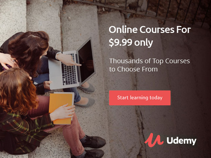 95% Off Udemy Coupon 2019: $9 99 Udemy Coupons - VilmaTech Expert Guides