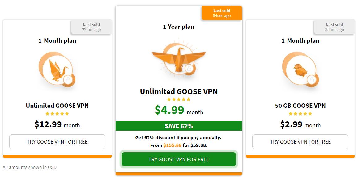 Goose vpn discount code coupon code upto 78 off promo code 2018 get upto 78 off goose vpn discount code coupon code now fandeluxe Gallery