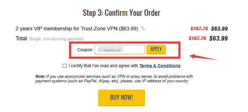Trust Zone Coupon Code: 70% OFF Promo Code 2019 - VilmaTech Expert