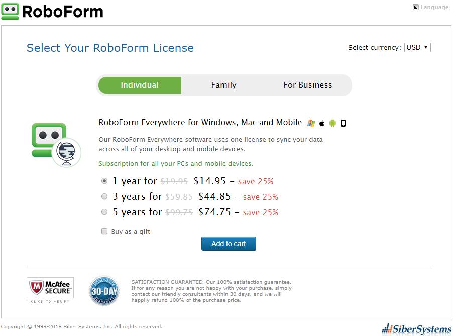 Save up to 60% at AI RoboForm. Get the best coupons, promo codes & deals for Dec. Saving money starts at rahipclr.ga