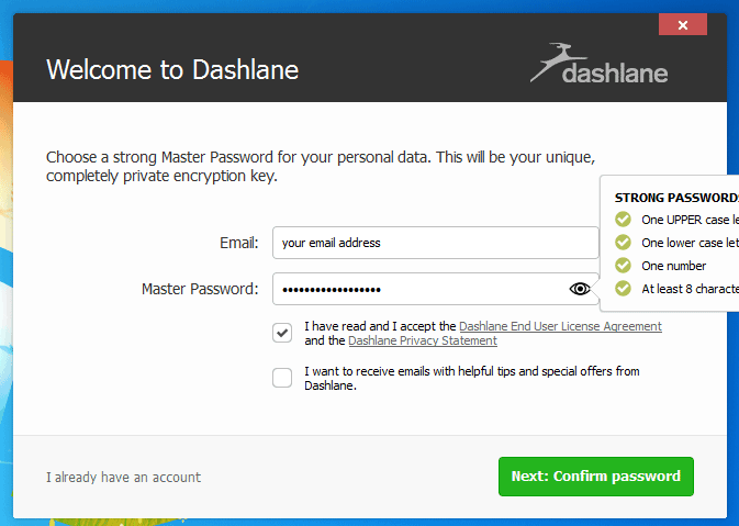 Dashlane Review 2019 – Best Password Manager - VilmaTech