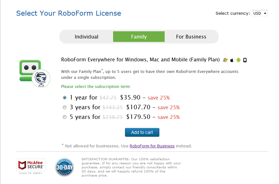 RoboForm Review 2019 - World's Leading Password Manager - VilmaTech