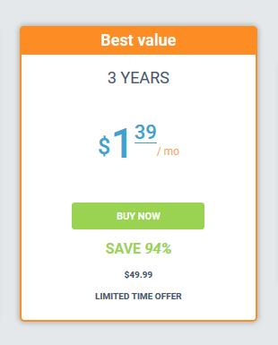 VPN Unlimited Bonus Code & Coupon: Up to 94% Off Discount