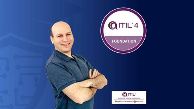 ITIL 4 Foundation: Complete Course & 2 Practice Exams