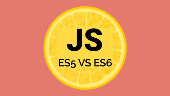 es6 vs es5