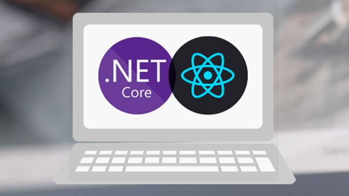 ASP.NET Core React