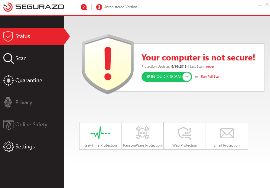 How to Remove Segurazo Antivirus and All Its Files? (100