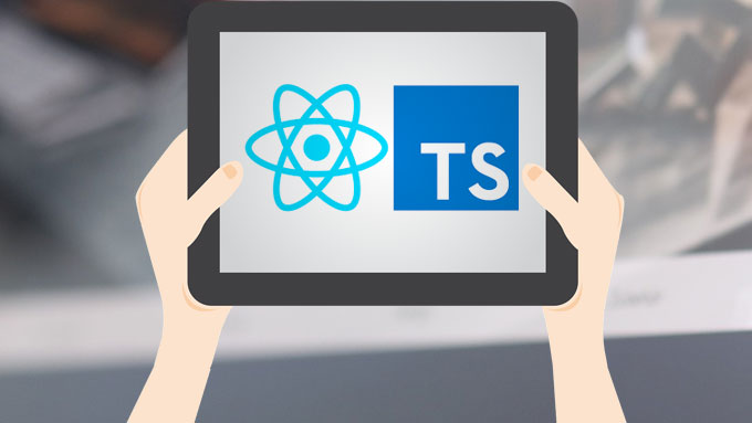 React with Typescript
