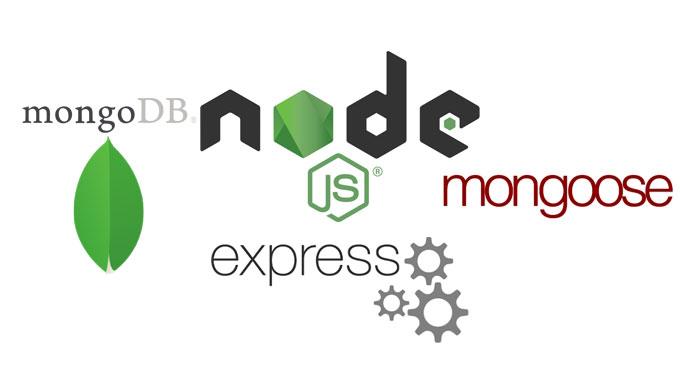 Node.js, Express, MongoDB, Mongoos